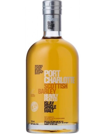 Port Charlotte Scottish Barley Islay Single Malt Whisky 700 ml