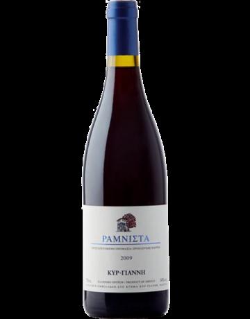 Ράμνιστα 2012, Κτήμα Κυρ- Γιάννη (Cellar Aged Wine)