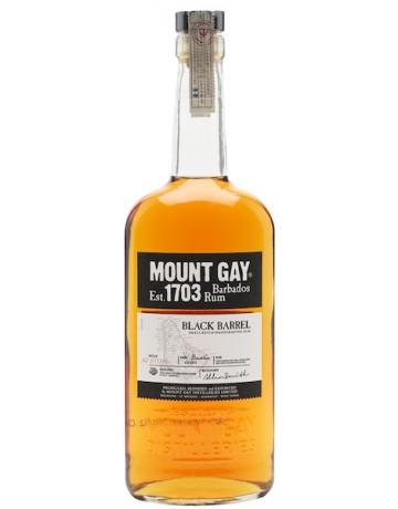 Mount Gay black barrel 700 ml