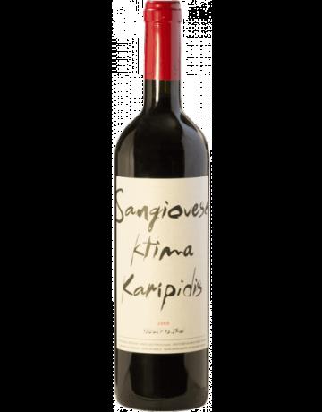 Sangiovese 2014, Κτήμα Καριπίδη (BIO) (Cellar Aged Wine)