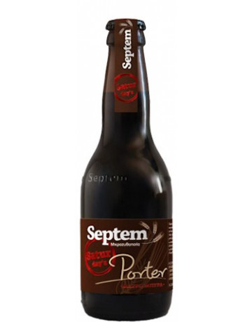Saturday's Porter 330ml, Septem