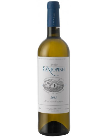 Σαντορίνη 2012 Magnum 1,5 l, Κτήμα Σιγάλα (Cellar Aged Wine)