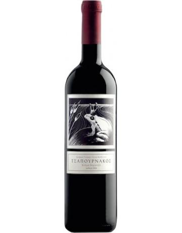 Τσαπουρνάκος 2012, Kτήμα Βογιατζή (Cellar wine)