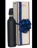 Ξυλοκιβώτιο κρασιού μίας φιάλης 750ml.